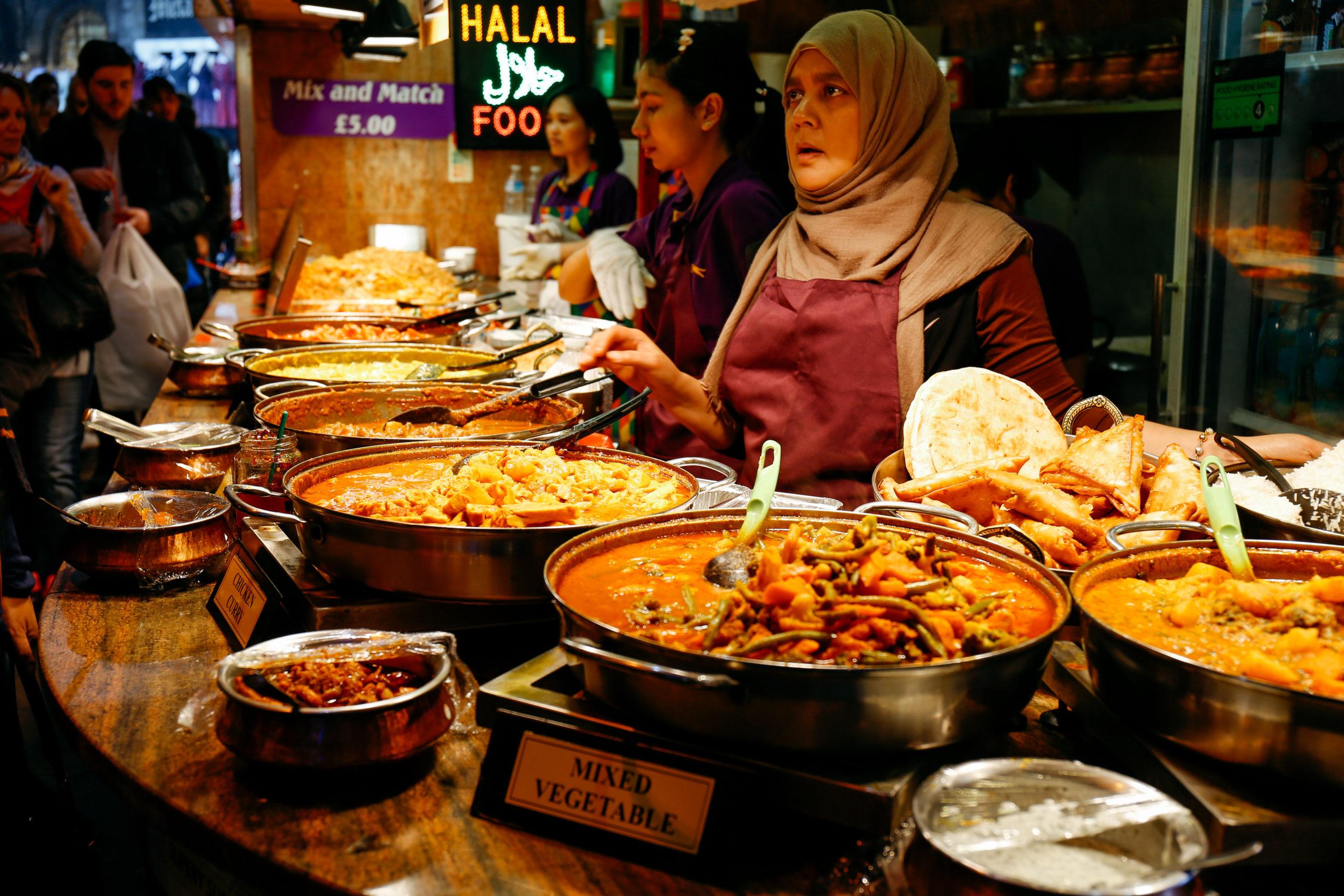 Street Food London UK DayTripU